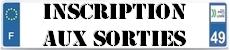 Inscription sorties button