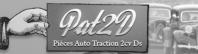 Pat2d logo