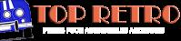 Topretro logo